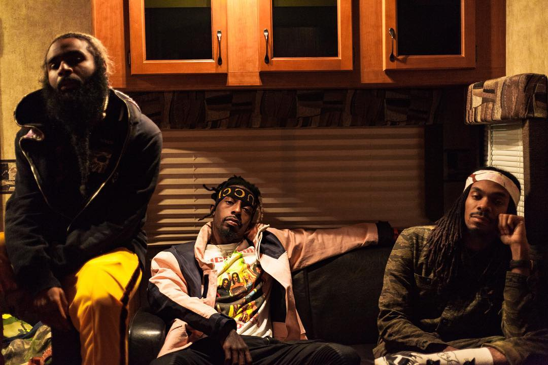Flatbush Zombies Announce New Album Quot Vacation In Hell Quot