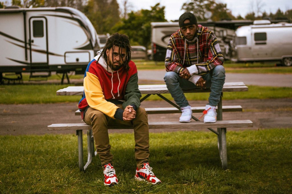 6LACK Ft. J. Cole - Pretty Little Fears [Video]